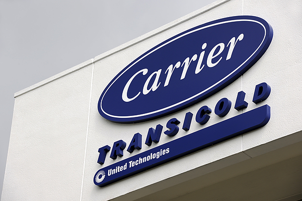 Inside Carrier Transicolds Container Refrigeration Unit Production Plant Photograph by Bloomberg