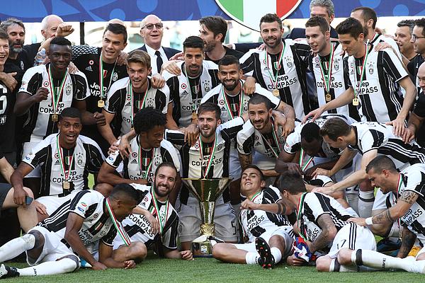 Juventus FC v FC Crotone - Serie A Photograph by NurPhoto