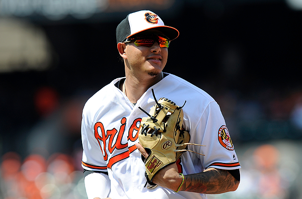 Manny Machado Photograph by G Fiume