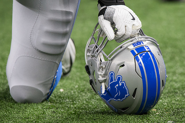 NFL: SEP 10 Cardinals at Lions Photograph by Icon Sportswire