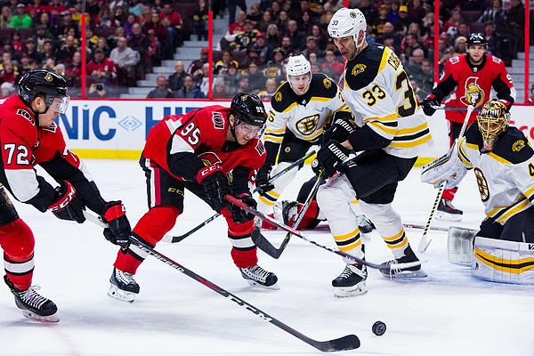 NHL: DEC 30 Bruins at Senators Photograph by Icon Sportswire