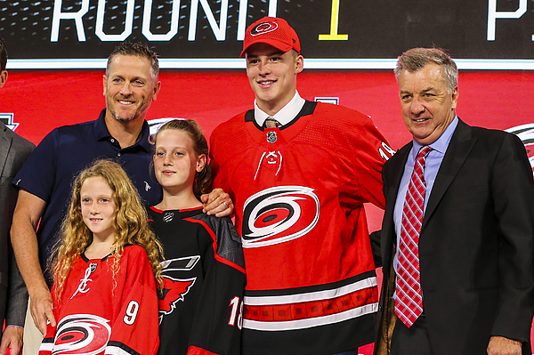 NHL: JUN 22 NHL Draft Photograph by Icon Sportswire