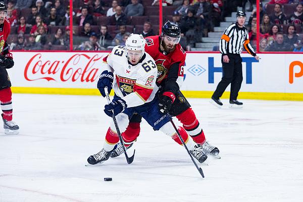 NHL: MAR 20 Panthers at Senators Photograph by Icon Sportswire
