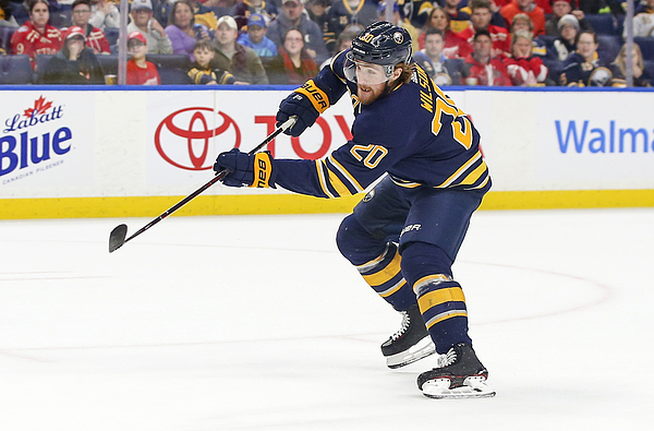 NHL: MAR 29 Red Wings at Sabres Photograph by Icon Sportswire