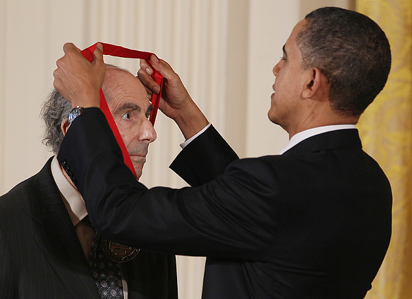 Obama Confers Natl Medal of Arts And Natl Humanities Medal To 20 Honorees Photograph by Mark Wilson