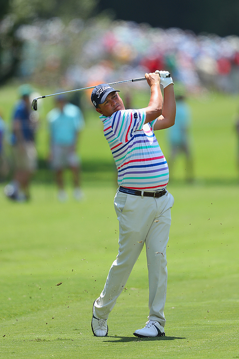 PGA Championship - Round One Photograph by Warren Little