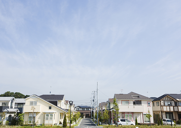 Residential district Photograph by Imagenavi