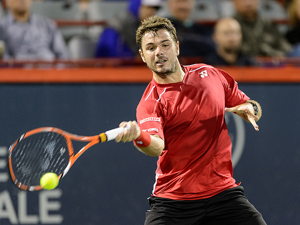 Rogers Cup Montreal - Day 3 Photograph by Minas Panagiotakis