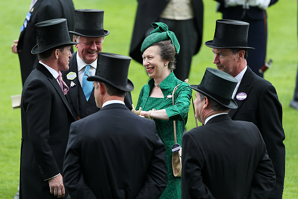 Royal Ascot - Day Three - Ascot Racecourse Photograph by Brian Lawless - PA Images