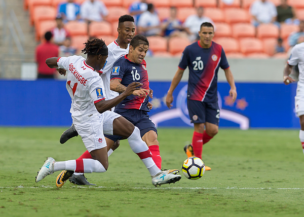 SOCCER: JUL 11 CONCACAF Gold Cup Group A - Costa Rica v Canada Photograph by Icon Sportswire