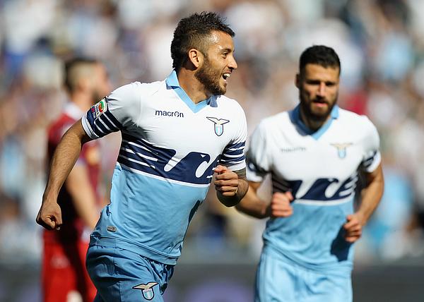 SS Lazio v Empoli FC - Serie A Photograph by Paolo Bruno
