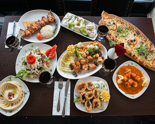 Turkish food Photograph by JcBonassin all rights Reserved