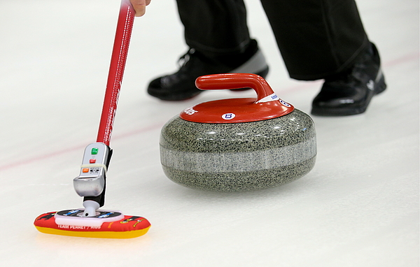 WCT International Mixed Doubles Sochi 2017 continues Photograph by Valery Sharifulin