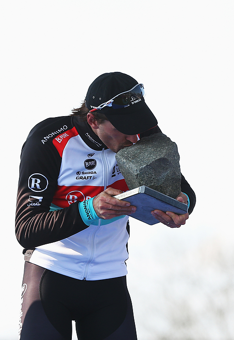 2013 Paris - Roubaix Cycle Race Photograph by Bryn Lennon