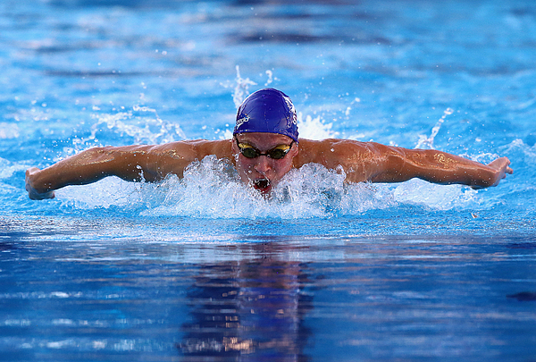 2015 Phillips 66 Swimming National Championships - Day 4 Photograph by Ronald Martinez