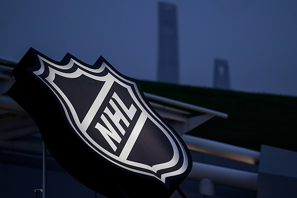 2017 NHL China Games - Los Angeles Kings v Vancouver Canucks Photograph by Yifan Ding
