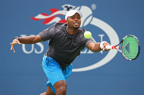 2017 US Open Tennis Championships - Day 4 Photograph by Al Bello