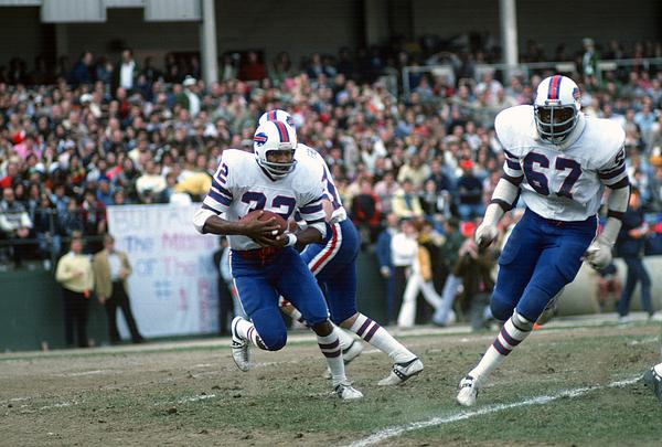 Buffalo Bills v New York Jets Photograph by Focus On Sport