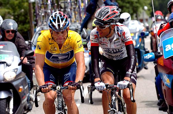 Cycling : Tour De France 2004 Photograph by Tim de Waele