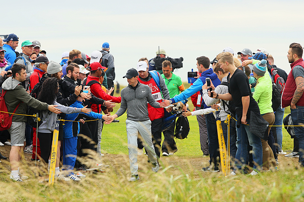 145th Open Championship - Day Four Photograph by Andrew Redington