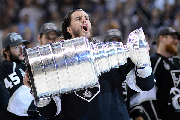 2012 NHL Stanley Cup Final – Game Six Photograph by Harry How