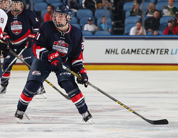CCM/USA Hockey All-American Prospects Game Photograph by Jen Fuller