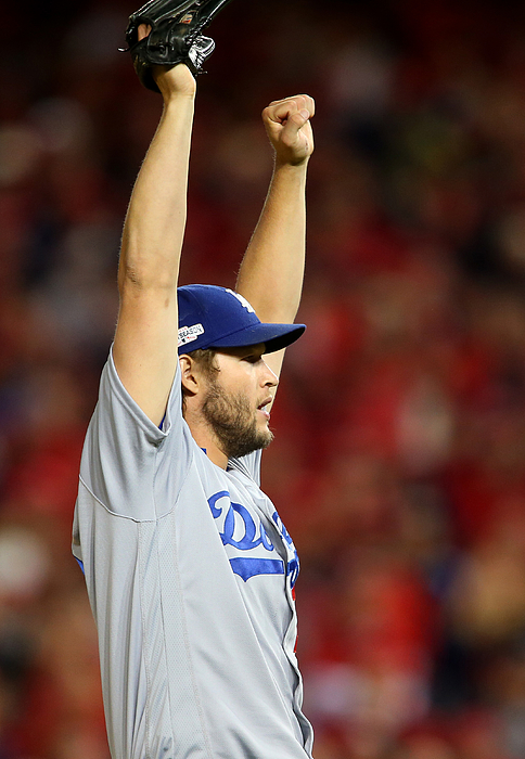 Clayton Kershaw Photograph by Icon Sportswire