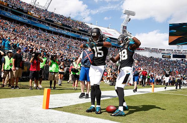 Cleveland Browns v Jacksonville Jaguars Photograph by Sam Greenwood