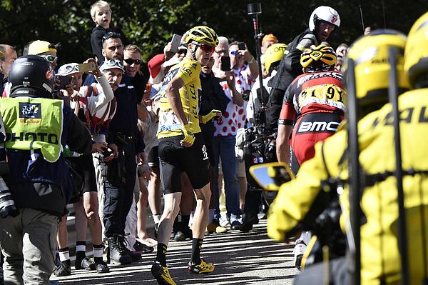 Cycling: 103th Tour de France 2016 / Stage 12 Photograph by Tim de Waele