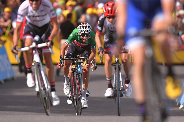 Cycling: 104th Tour de France 2017 / Stage 17 Photograph by Tim de Waele