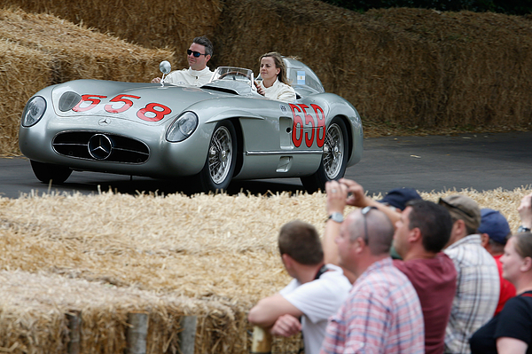 Goodwood Festival of Speed Photograph by Charles Coates