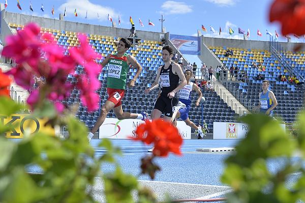 IAAF World U20 Championships - Day 4 Photograph by Adam Nurkiewicz