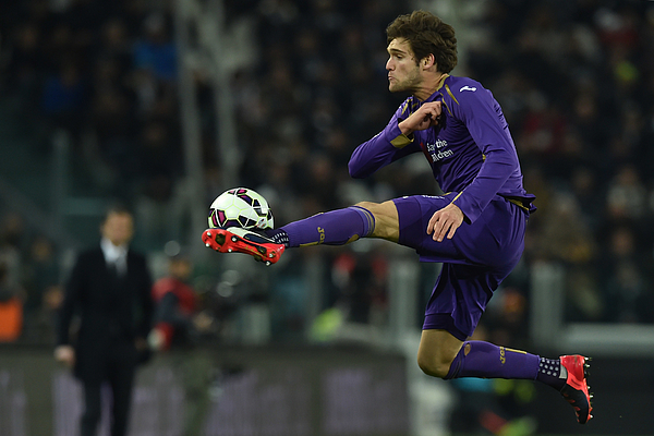 Juventus FC v ACF Fiorentina - TIM Cup Photograph by Valerio Pennicino