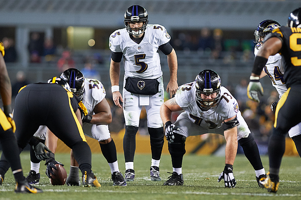 NFL: DEC 25 Ravens at Steelers Photograph by Icon Sportswire