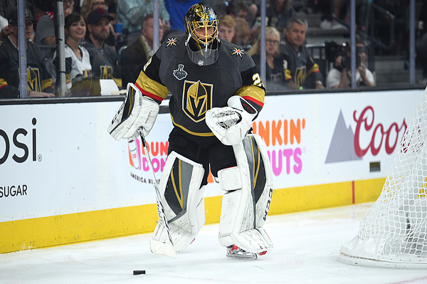 NHL: MAY 28 Stanley Cup Final Game 1 - Capitals at Golden Knights Photograph by Icon Sportswire