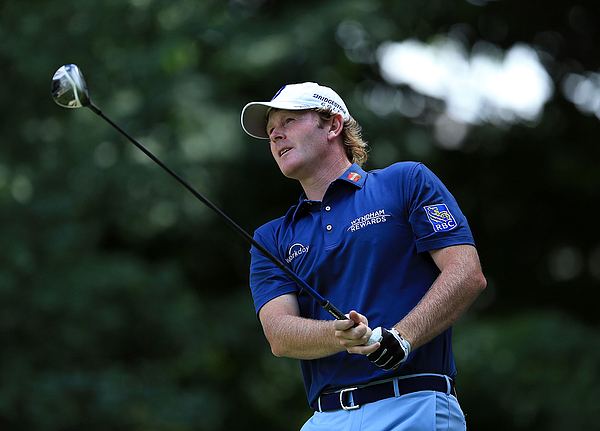 RBC Canadian Open - Round Three Photograph by Vaughn Ridley