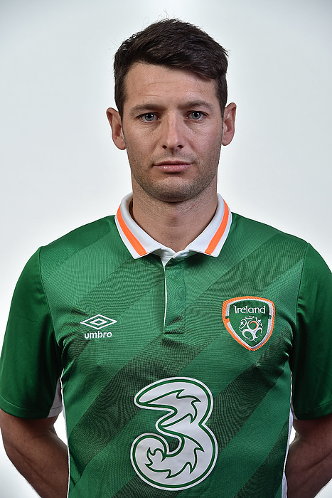 Republic of Ireland Squad Portraits Photograph by David Maher