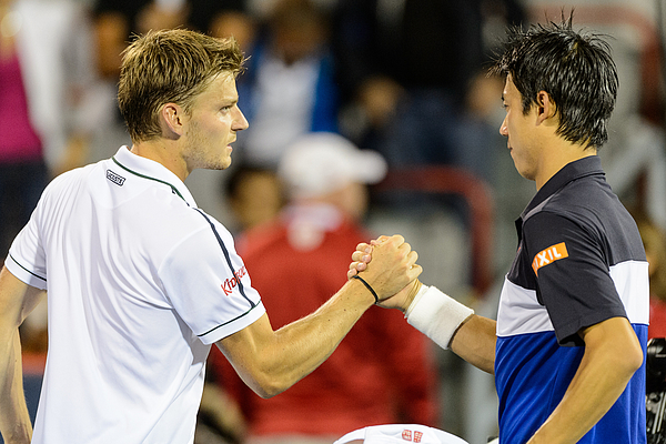 Rogers Cup Montreal - Day 4 Photograph by Minas Panagiotakis