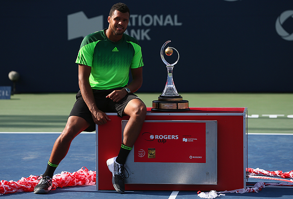 Rogers Cup - Toronto Photograph by Ronald Martinez