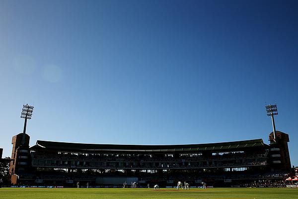 South Africa v Australia - 2nd Test: Day 3 Photograph by Morne de Klerk