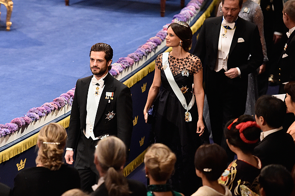 The Nobel Prize Award Ceremony 2015 Photograph by Pascal Le Segretain