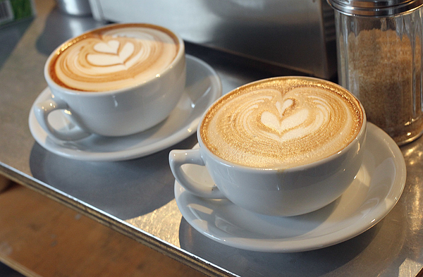 Third Wave Artisinal Coffee Roasters Find Niche Photograph by Sean Gallup