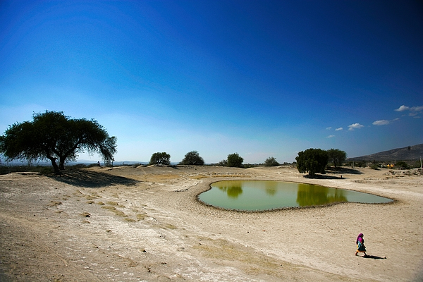 Water Issues in Mexico Photograph by Brent Stirton