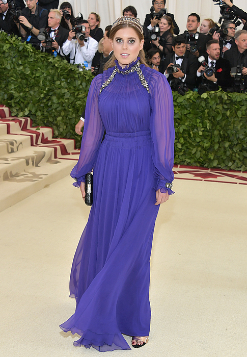 Heavenly Bodies: Fashion & The Catholic Imagination Costume Institute Gala - Arrivals Photograph by Neilson Barnard