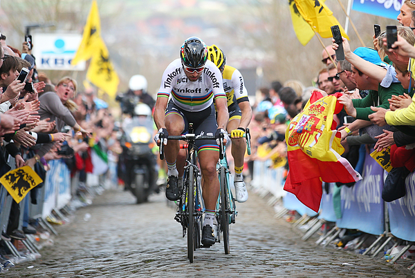 100th Tour of Flanders Photograph by Bryn Lennon