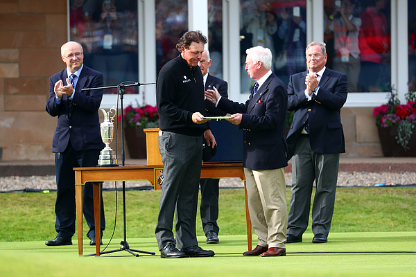 145th Open Championship - Day Four Photograph by Matthew Lewis