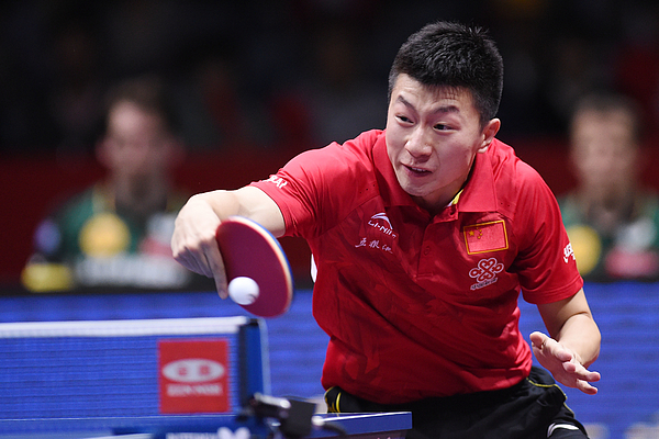 2014 World Team Table Tennis Championships - Day 8 Photograph by Atsushi Tomura