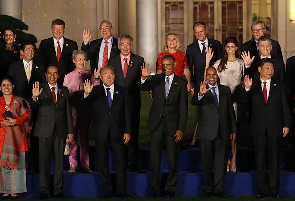 2016 G20 State Leaders Hangzhou Summit Photograph by Mikhail Svetlov