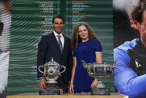 2018 French Open - Previews Photograph by Jean Catuffe