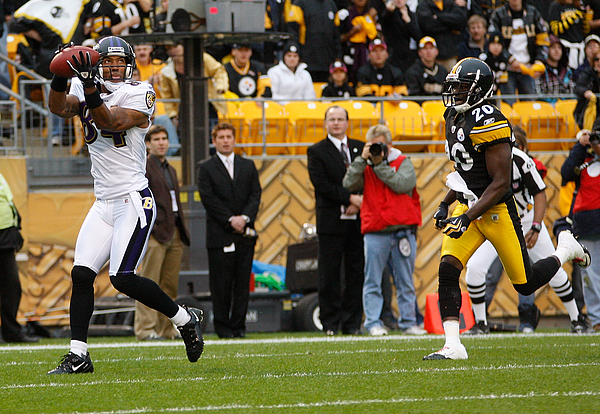 Baltimore Ravens v Pittsburgh Steelers Photograph by Jared Wickerham